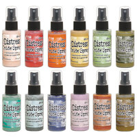 Ranger Ink - Tim Holtz - Distress Oxides Spray Kit - Bundle Four