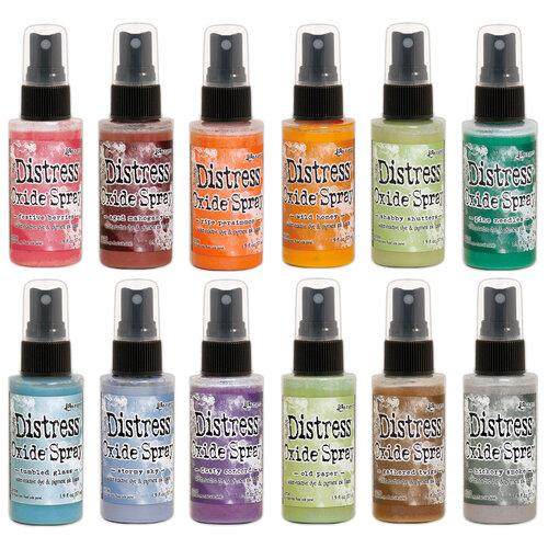 Ranger Ink - Tim Holtz - Distress Oxides Spray Kit - Bundle Five