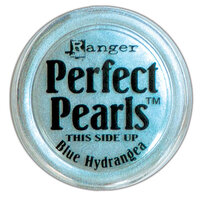 Ranger Ink - Perfect Pearls - Pigment Powder - Blue Hydrangea