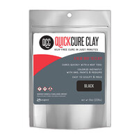 Ranger Ink - QuickCure Clay - Black - 8oz.