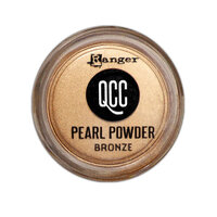Ranger Ink - QuickCure Clay - Pearl Powders - Bronze