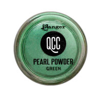 Ranger Ink - QuickCure Clay - Pearl Powders - Green