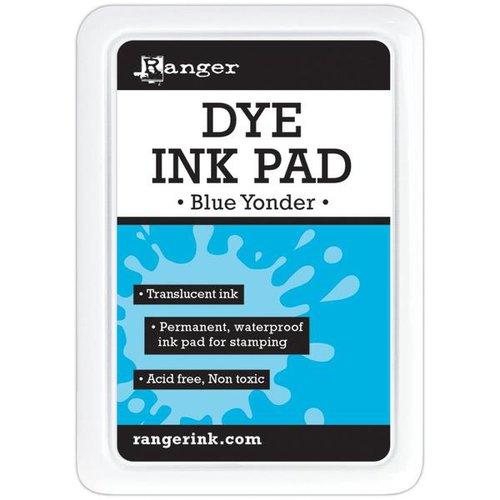 Ranger Ink - Dye Ink Pad - Blue Yonder
