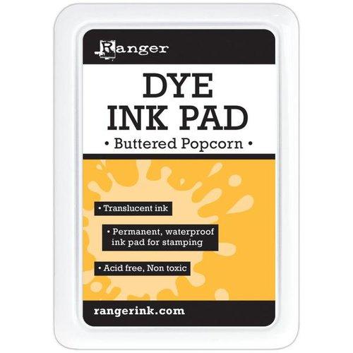 Ranger Ink - Dye Ink Pad - Buttered Popcorn