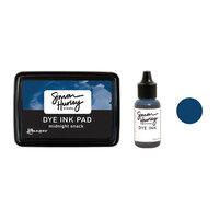Ranger Ink - Simon Hurley - Dye Ink Pad and Reinker - Midnight Snack