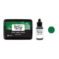 Ranger Ink - Simon Hurley - Dye Ink Pad and Reinker - Fake Plant