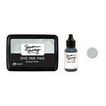 Ranger Ink - Simon Hurley - Dye Ink Pad and Reinker - Minty Fresh