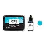 Ranger Ink - Simon Hurley - Dye Ink Pad and Reinker - Clear Skies