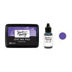 Ranger Ink - Simon Hurley - Dye Ink Pad and Reinker - Crown Me
