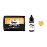 Ranger Ink - Simon Hurley - Dye Ink Pad and Reinker - Slippery When Wet
