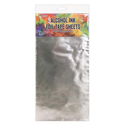 Ranger Ink - Tim Holtz - Alcohol Ink Foil Tape Sheets - 6 x 12