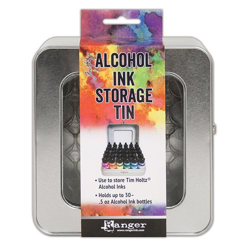 Ranger Alcohol Ink Storage Tin