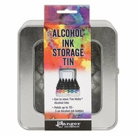 Ranger Ink - Tim Holtz - Alcohol Ink Storage Tin