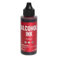 Ranger Ink - Tim Holtz - Alcohol Inks - Crimson - 2 Oz