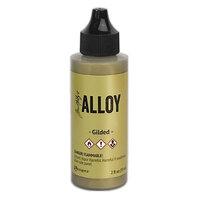 Ranger Ink - Tim Holtz - Alloys Alcohol Inks - Gilded- 2 Oz