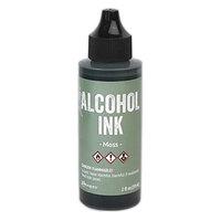 Ranger Ink - Tim Holtz - Alcohol Inks - Moss - 2 Oz