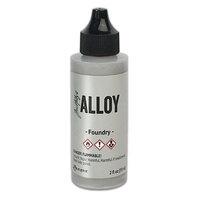 Ranger Ink - Tim Holtz - Alloys Alcohol Inks - Foundry - 2 Oz