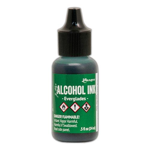 Ranger Ink - Tim Holtz - Alcohol Inks - Everglades
