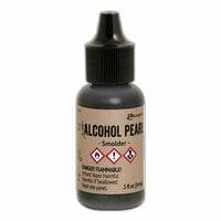 Ranger Ink - Tim Holtz - Alcohol Inks - Pearl - Smolder