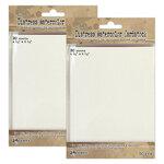 Ranger Ink - Tim Holtz - Distress Watercolor Cardstock - 4.25 x 5.5 - 40 Pack