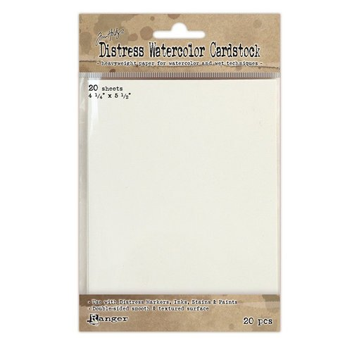 Tim Holtz Watercolor Paper