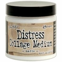 Ranger Ink - Tim Holtz - Distress Collage Medium - Matte