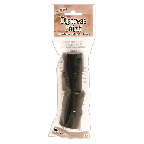 Ranger Ink - Tim Holtz - Distress Replacement Flip Tops - 4 Pack