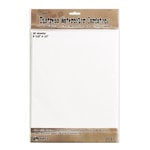 Ranger Ink - Tim Holtz - Distress Watercolor Cardstock - 8.5 x 11 - 10 Pack