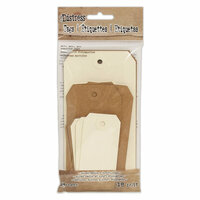 Ranger Ink - Tim Holtz - Distress Tag Assortment
