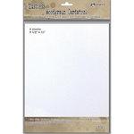 Ranger Ink - Tim Holtz - Distress Woodgrain Paper - 8.5 x 11 - 5 Sheets
