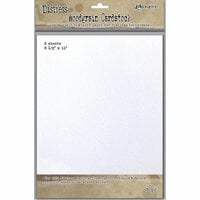 Ranger Ink - Tim Holtz - Distress Woodgrain Paper - 8.5 x 11 - 5 Sheets