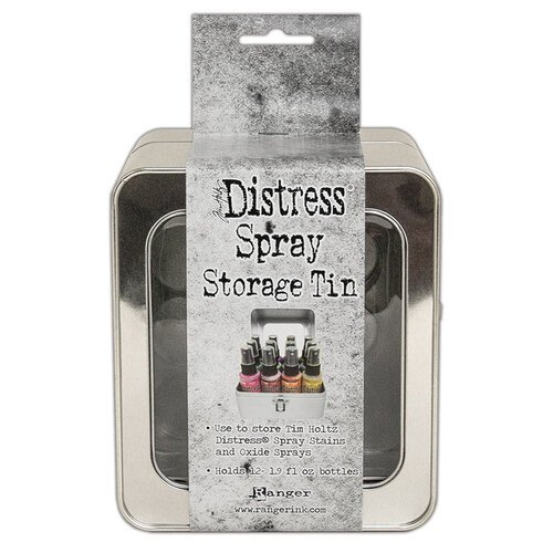 Ranger Ink - Tim Holtz - Distress Spray Storage Tin