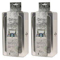 Ranger Ink - Tim Holtz - Distress Ink Pad Storage Tin - 2 Pack
