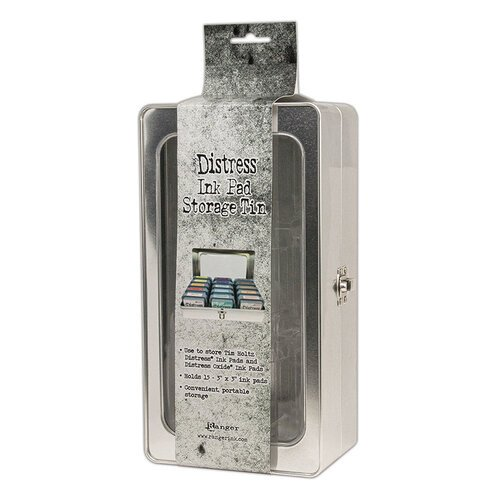 Ranger Ink - Tim Holtz - Distress Ink Pad Storage Tin