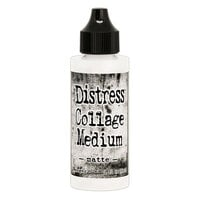 Ranger Ink - Tim Holtz - Distress Collage Medium Matte - 2 Ounces