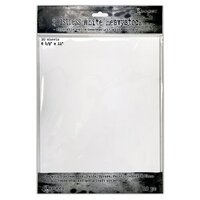 Ranger Ink - Tim Holtz - Distress White Heavystock - 8.5 x 11