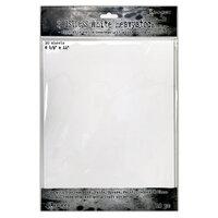 Ranger Ink - Tim Holtz - Distress White Heavystock - 8.5 x 11
