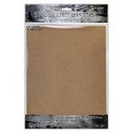 Ranger Ink - Tim Holtz - Distress Kraft Heavystock - 8.5 x 11