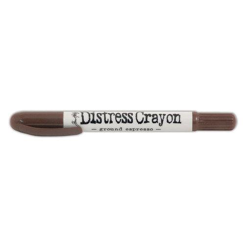 Distress Crayon Ground Espresso