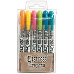 Ranger Ink - Tim Holtz - Distress Crayons - Set 1