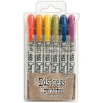 Ranger Ink - Tim Holtz - Distress Crayons - Set 2