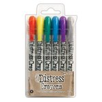 Ranger Ink - Tim Holtz - Distress Crayons - Set 4