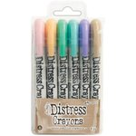 Ranger Ink - Tim Holtz - Distress Crayons - Set 5