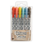 Ranger Ink - Tim Holtz - Distress Crayons - Set 7