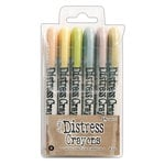 Ranger Ink - Tim Holtz - Distress Crayons - Set 8