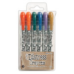 Ranger Ink - Tim Holtz - Distress Crayons - Set 9