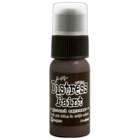 Ranger Ink - Tim Holtz - Distress Paint - Ground Espresso