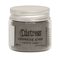 Ranger Ink - Tim Holtz - Distress Embossing Glaze - Hickory Smoke