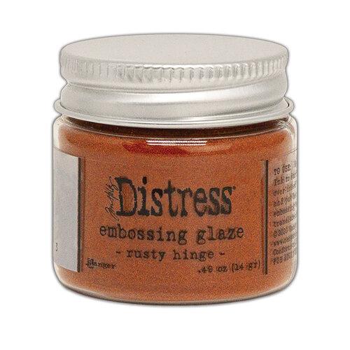 Ranger Ink - Tim Holtz - Distress Embossing Glaze - Rusty Hinge