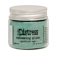 Ranger Ink - Tim Holtz - Distress Embossing Glaze - Speckled Egg